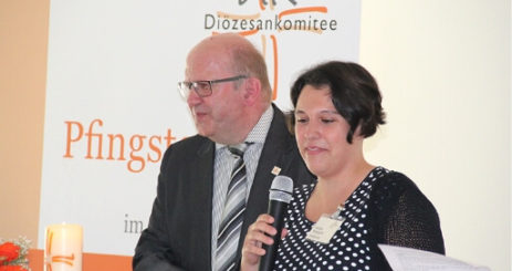 DK-Pfingstempfang